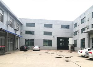 纺织机械厂环境